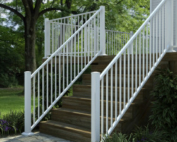 STAR Stair Picket Railing Toronto Ontario Rail Aluminium